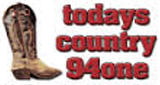 Listen  Today's Country 94one live
