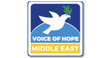 Listen  Voice of Hope - Middle East live