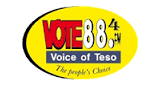 Listen  Voice of Teso  live