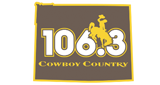 Listen  106.3 Cowboy Country live