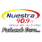 NUESTRA 90.9 FM - HOSTING HD LIVE STREAMING